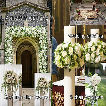 Church Flowers Packages