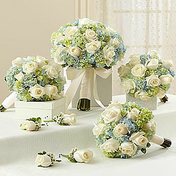 Floral Packages for Weddings